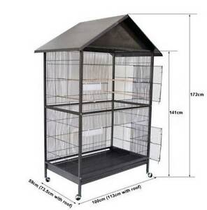 Large Parrot / Parakeet Aviary-Bird Cage perfect condition. Tuart Hill Stirling Area Preview
