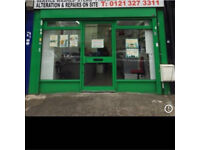 Shop to let great opportunity *Alum Rock* Prime Location