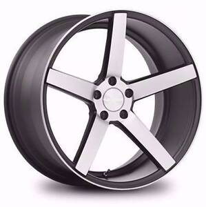 """4xNEW 20"""" wheels CONCAVE DESIGN $1450 with 225/35r20, 245/35r2 Moorooka Brisbane South West Preview"""