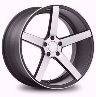 "4xNEW 20"" wheels CONCAVE DESIGN $1450 with 225/35r20, 245/35r2"