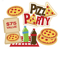 Pizza Party for you and your whole team!