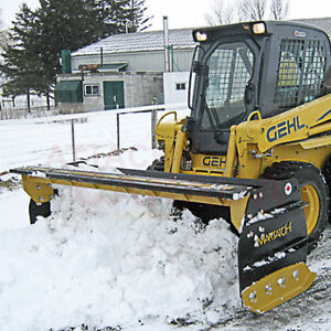 LOADER, TRACTOR & SKID STEER SNOW REMOVAL ATTACHMENTS!