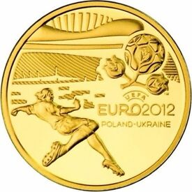 UEFA EURO 2012 coins