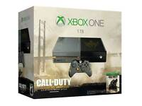 Xbox One AW LIMITED EDITION 1TB