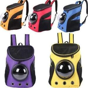 Space Cabin Pet Carrier Breathable pet Cat Carrier backpack