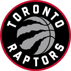 RAPTORS vs CHARLOTTE Sec 112 r 25 pair or 4 in a row Sun Mar 24