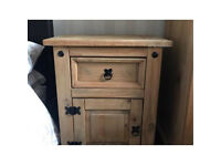 Bed-Side Cabinets