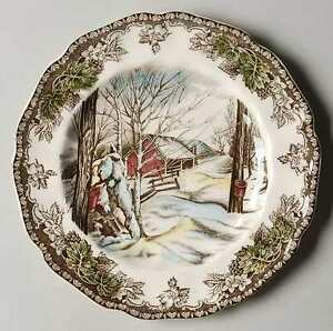 Johnson Brothers - The Friendly Village - Bread Plates