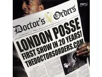 LONDON POSSE - 30TH ANNIVERSARY TOUR - FIRST SHOWS IN OVER 20 YEARS!
