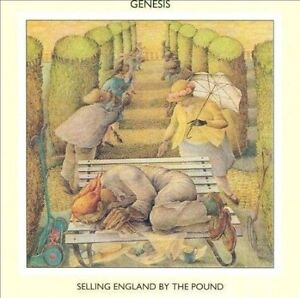 GENESIS Selling England By The Pound 180G Vinyl LP SEALED