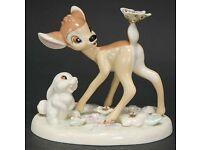 Disney Lenox Bmbi Figurine