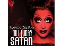 Bianca Del Rio - Not Today Satan Tour