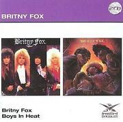 Britny Fox CD