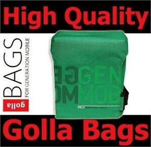 GREEN GOLLA G1179 SMALL DIGITAL SLR CAMERA BAG CASE