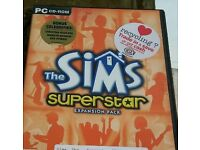 The Sims Superstars Expansion Pack