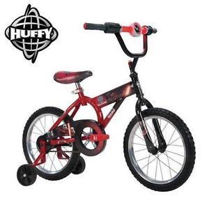 "NEW HUFFY BOYS KYLO REN 16"" BIKE BOYS BICYCLE STAR WARS KYLO REN 16"" BIKE 104787401"