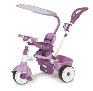 Pink Little Tikes 4-In-1 Basic Edition Trike (BABY+TODDLERS)