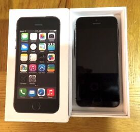 Apple iPhone 5s 32GB excellent working order UNLOCKED