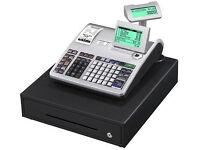 Cash Register Casio Till SE - S3000 Retail Shop Grocery BRAND NEW
