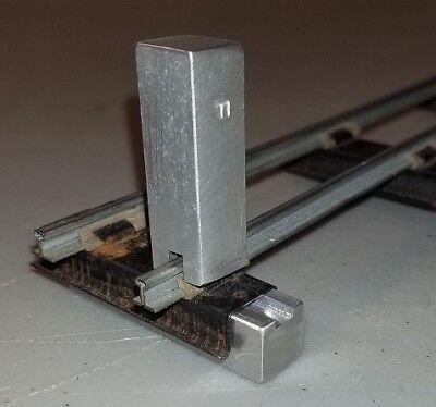 PE Design - S gauge - Track Tie Punch