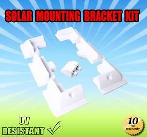 Solar Panel Mounting Bracket kit Mount Corner Boat Kit Caravan rv Wangara Wanneroo Area Preview