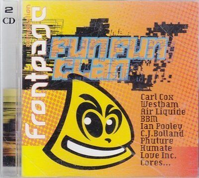 Frontpage Compilation-Fun Fun Clan (1996, incl. Shape-CD) Carl Cox, Wes.. [2 CD]