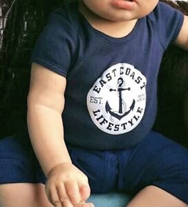 Looking for East Coast Lifestyle baby onesie