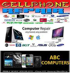 CELLPHONE/TABLETS  REPAIR & UNLOCKING SERVICE