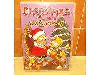 Christmas With The Simpsons DVD Region 2 VGC