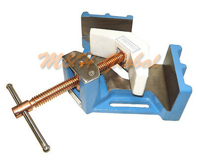 4 Angle Corner Clamp Clamping Swivel Vising Locking Device Welder Welding