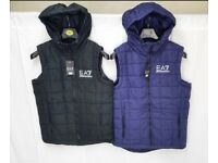 Ea7 body warmers