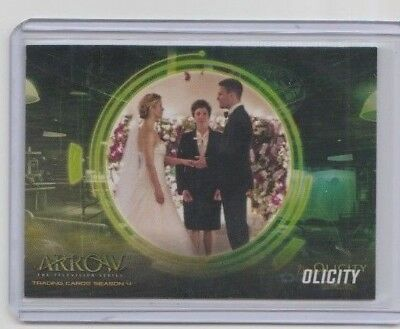 Arrow Season 2 Character Chase Card CB1 Sara Lance