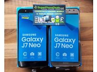 SAMSUNG GALAXY J7 NEO - UNLOCKED TO ALL NETWORKS - BRAND NEW