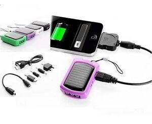 Mini Solar Charger Ebay