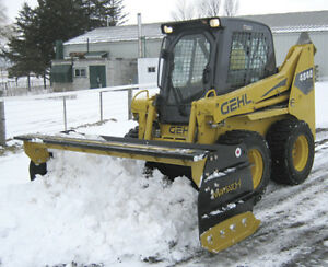 Snow Removal Attachments - Canadian Built - Free Shipping