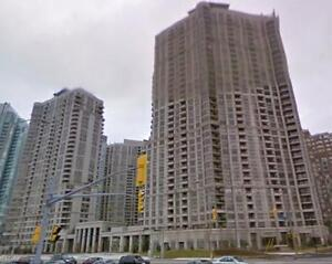1 BED+ DEN 1 BATH IN GRAND OVATION $1500/M HYDRO ON TENANT TBA