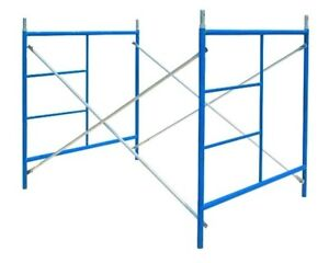 Complete 5' x 5' End Frame Sections $180
