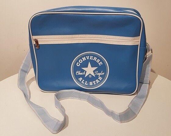 CONVERSE ALL STARS FLIGHT MESSENGER BAG – Excellent condition 0bc24417878e0