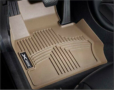BMW OEM Beige All Weather Floor Liners 2007 2013 328i 335i Coupes 82112220872