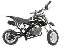 Brand new 50cc pitbikes