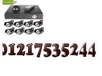 cctv camera system dvr 4 in 1