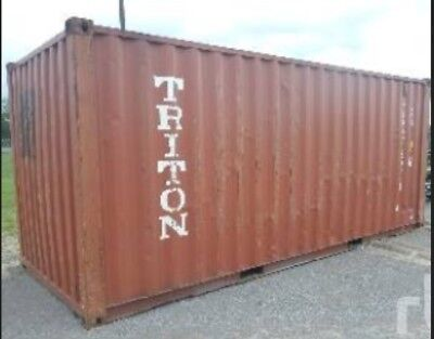 Seattle Wa - 20 Shipping Container 20 Feet Storage Container Sale