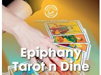Epiphany Tarot 'n' Dine at Grosvenor Casino Sheffield