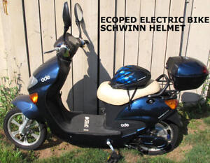 Ecoped Electric Bike (Scooter)