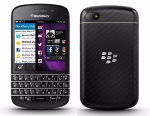 BlackBerry Q10, Classic Q20, 9900 bold, 9720,  9780 UNLOCKED