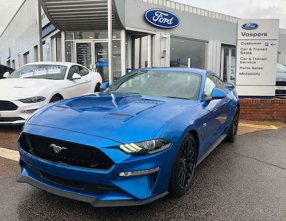 2019 Save 2 000 Ford Mustang 5 0 V8 Gt Manual Fastback In Exeter Devon Gumtree
