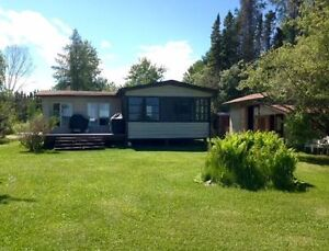 Seasonal Cabin For Rent - Clearwater Lake - May to October