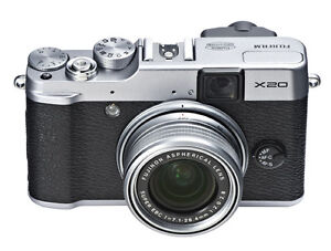 Looking for - a fujifilm x10, x20 or x30