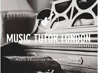 PIANO TUTOR LONDON! LOWEST PRICE! FREE TRIAL LESSON!