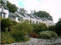 Loch Rannoch Highland Club, Lochside Apartment sleeping 4